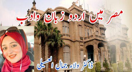 مصر میں اردو زبان و ادب