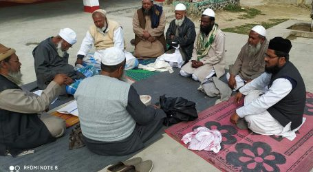 قاضی شریعت کا انتقال پر چمپارن کے مدارس و مساجد میں دعاؤں کا اہتمام عاجزی اور انکساری کے نمونہ تھے مولانا عبد الجلیل قاسمی: جمیعت علماء
