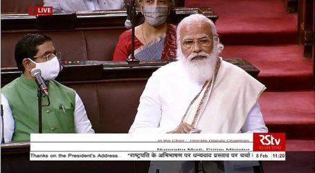 پی ایم مودی کا پارلیمنٹ میں خطاب، ہمیں فیصلہ کرنا ہے کہ مسئلے کا حصہ بنیں یا حل کا ذریعہ
