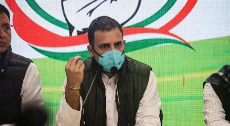 کسان کے سامنے انگریز نہیں ٹِک پائے تو نریندر مودی کیا چیز ہیں؟: راہل گاندھی