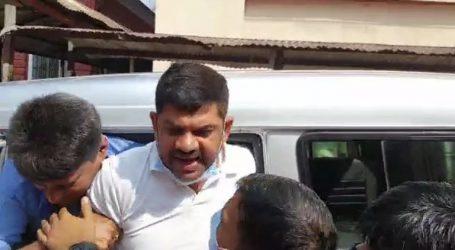 پامیلا منشیات معاملہ میں گرفتار بنگال بی جے پی لیڈر راکیش سنگھ عدالت میں پیش