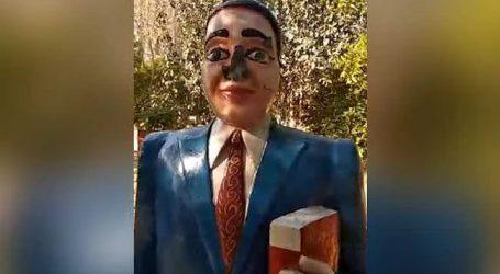 اتر پردیش:بلند شہر میں امبیڈکر کے مجسمے کو نقصان پہنچایا گیا