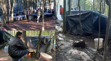 بوسنیا کی خاتون جنگل میں پھنسے مہاجرین کی کیسے مدد کر رہی ہے؟