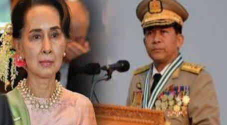میانمار: اقتدار پر فوج کا قبضہ، انٹرنیٹ اور موبائل فون خدمات بند