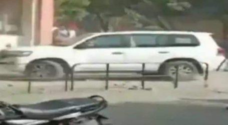 سکھبیر سنگھ بادل کی گاڑی پر حملہ، کارکنان پر چلیں گولیاں