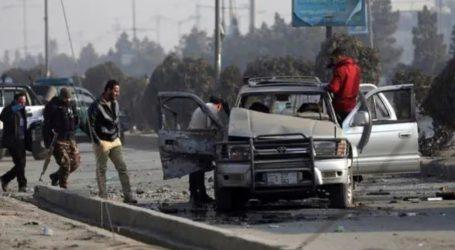 افغان دارالحکومت کابل میں دو بم دھماکے ، تین افراد ہلاک ، چار زخمی