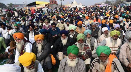 دہلی کی سرحدوں پر احتجاج 76ویں روز میں داخل، دہلی پولیس کی سفری ہدایات جاری