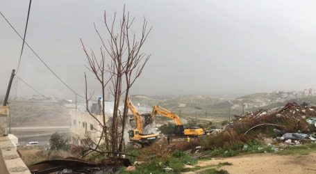 اسرائیلی فوج کی سفاکیت جاری، دو ہفتوں میں فلسطینیوں کی 26 املاک کو کیا مسمار