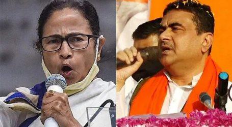 مغربی بنگال انتخابات: نندی گرام میں ممتا کے مدمقابل ہوں گے شوبھندو، بی جے پی کی پہلی فہرست جاری