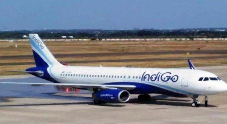 بھارتی طیارے کی کراچی میں ایمرجنسی لینڈنگ