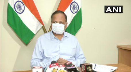 دہلی میں کورونا بےقابو ہو رہا ہے، بہت ضروری ہو تبھی باہر جائیں، وزیر صحت