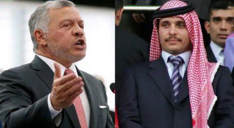 اردن: شاہ عبدﷲ اور سوتیلے بھائی حمزہ بن حسین میں مصالحت