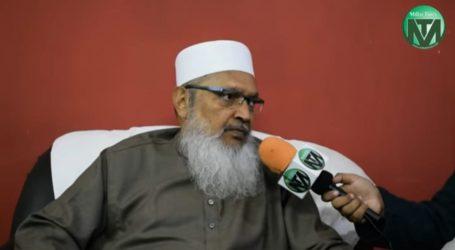 مولانا ولی رحمانی کی وفات ایک عہد کا خاتمہ آئی او ایس کے زیر اہتمام عظیم الشان آن لائن تعزیتی اجلاس کا انعقاد