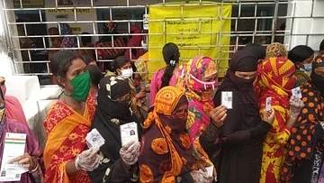 مغربی بنگال کے آرام باغ میں ٹی ایم سی امیدوار سوجاتا منڈل پر حملہ