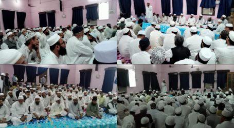 امیر شریعت حضرت مولانا محمد ولی رحمانی ؒ جیسی شخصیت صدیوں میں پیدا ہوا کرتی ہے امارت شرعیہ میں منعقد تعزیتی نشست سے اکابر علماء کا خطاب