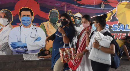 ہندوستان میں کورونا کی صورتحال انتہائی دھماکہ خیز! ایک لاکھ 52 ہزار نئے معاملے، 839 اموات