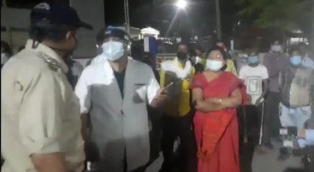 مدھیہ پردیش کے دموہ شہر میں آکسیجن سلینڈروں کی لوٹ کا سنسنی خیز معاملہ