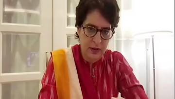 سب سے زیادہ آکسیجن تیار کرنے والے ہندوستان میں اس کی کمی سے اموات، ذمہ دار کون! پرینکا گاندھی