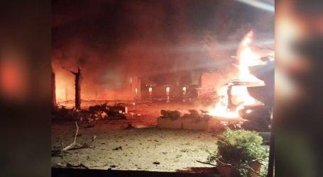 پاکستان: کوئٹہ کے چار ستارہ ہوٹل میں دھماکہ، چار کی موت، 12 زخمی