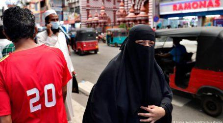 برقعہ مذہبی انتہا پسندی کی علامت ہے، سری لنکا کے وزیر سلامتی امور