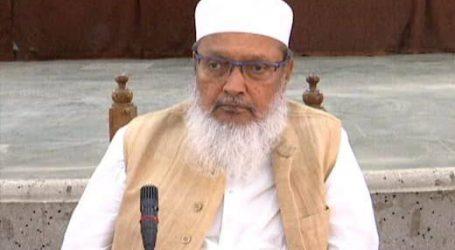 امیر شریعت مولانا محمد ولی رحمانی کا انتقال ملت اسلامیہ ہندیہ کا بڑا خسارہ ہے: سیف الاسلام مدنی!