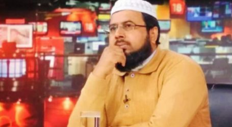مولانا ڈاکٹر مفتی اعجازارشد قاسمی کی رحلت پر تعزیتی نشست کا انعقاد