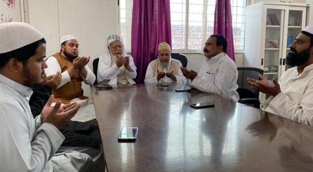 امیر شریعت کی شخصیت ملک کے لیے خدا کی نعمت تھی: مولانا شاہین جمالی