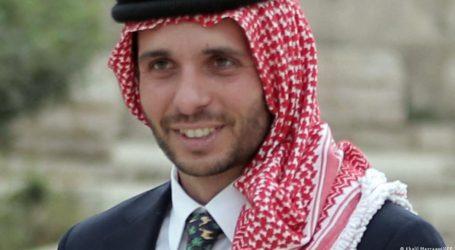 اردن: شہزادہ حمزہ نے عہد وفاداری پر کیا دستخط