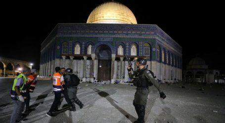 بیت المقدس میں کشیدگی روکنے کے لیے اسرائیل فوری حرکت میں آئے: یورپی یونین