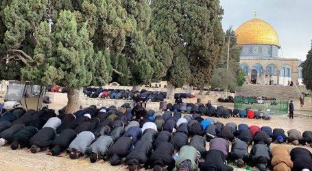 اردن کا اسرائیل سے مسجد اقصیٰ میں مداخلت بند کرنے کا مطالبہ