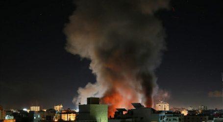 غزہ پر اسرائیلی حملے جاری،شہدا کی تعداد 212 ہو گئی