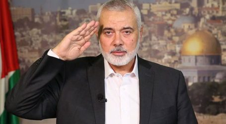 ہم نے ثابت کردیا کہ مسجد اقصیٰ ہماری اور القدس سرخ لکیر ہے: اسماعیل ہانیہ