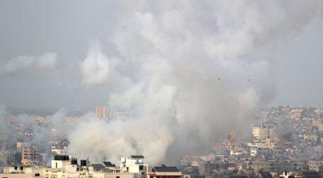 القدس میں کشیدگی: اسرائیل کی فضائی بمباری میں 20 فلسطینی شہید