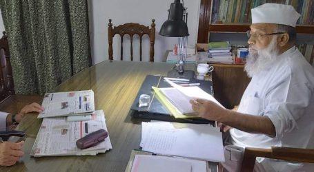 مولانا حمزہ حسنی کا انتقال عملی دنیا کا عظیم سانحہ: مولانا مظفر عالم نقشبندی