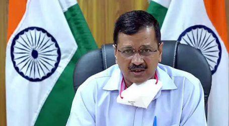 دہلی کے وزیر اعلیٰ کیجریوال نے 'لاک ڈاؤن' مزید ایک ہفتہ بڑھانے کا کیا اعلان