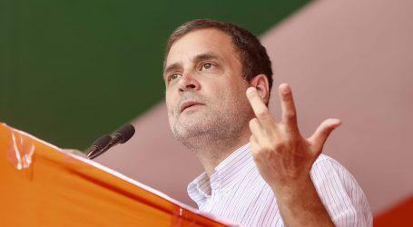 دنیا میں کورونا کا سنٹر بن گیا ہندوستان، یہ کووڈ لہر نہیں 'سنامی' ہے: راہل گاندھی