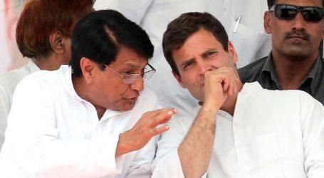 چودھری اجیت سنگھ کے انتقال پر راہل اور پرینکا کا اظہار رنج و غم