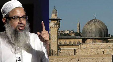 مسجد اقصیٰ میں نمازیوں پر جارحانہ حملہ، صہیونی دہشت گردی کی بدترین مثال : جمعیۃ علماء ہند