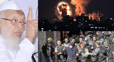 مظلوم فلسطینیوں سے ان کے جینے کا حق چھین رہا ہے اسرائیل ، مسلم ممالک اگر اب بھی نہ جاگے تو کل تک بہت دیر ہوچکی ہوگی: مولانا ارشد مدنی