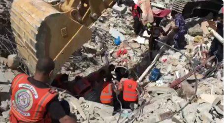 اسرائیلی فورسز کی جارحیت جاری، غربِ اردن میں21 اور غزہ میں 33 فلسطینی شہید