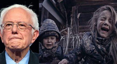 کیا 227 فلسطینیوں کی ہلاکت کوئی معنی نہیں رکھتی، سینیٹر برنی سینڈرز کا سوال؟