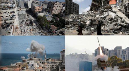 فلسطین اسرائیل تنازعے کا واحد حل دو ریاستوں کا قیام ہے: بائیڈن