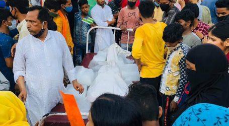 لاک ڈاؤن میں سبزی بیچنے پر فیصل نامی نوجوان کا پیٹ پیٹ کر قتل، پولیس والوں کے خلاف مقدمہ درج