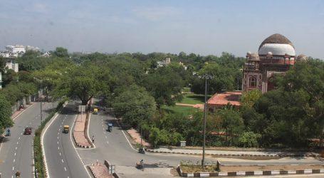قومی راجدھانی دہلی میں لاک ڈاؤن میں ایک ہفتے تک توسیع