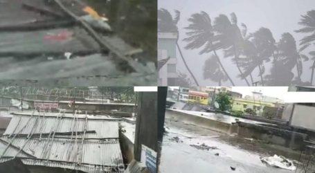 سیمانچل: یاس طوفان سے اور مسلسل بارش سے عام زندگی درہم برہم