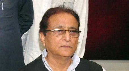 سماجوادی پارٹی لیڈر اعظم خان آکسیجن سپورٹ پر، حالت نازک، ان کے بیٹے بھی میدانتا اسپتال میں زیر علاج