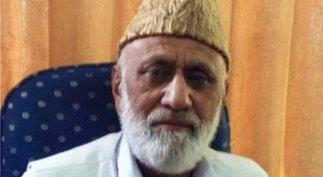 کشمیر: ملک مخالف نعرے بازی کے الزام میں اشرف صحرائی کے دو بیٹے گرفتار