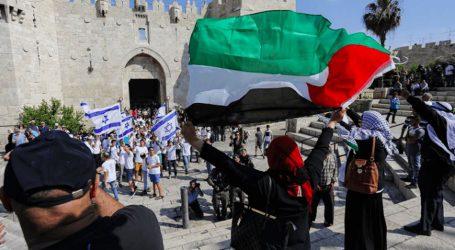 القدس میں یہودیوں کے فلیگ مارچ پر عرب پارلیمنٹ کی شدید مذمت