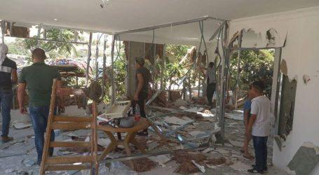 قابض صہیونی حکام نے جبل المکبر میں فلسطینی خاندان کو بے گھر کر دیا