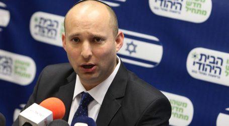 اسرائیل کے متوقع وزیراعظم کی غزہ کی پٹی پر حملے کی دھمکی